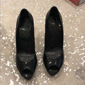 Dior Open Toe pump